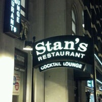 Photo taken at Stan's Restaurant & Lounge by Tauhid C. on 12/22/2011