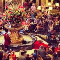 Photo taken at The Peabody Hotel by Raven B. on 6/15/2012