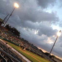 Photo taken at Roger Dean Stadium by Mike D. on 6/28/2012