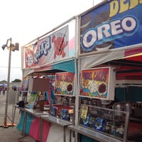 Photo taken at Central Florida Fairgrounds by Danielle G. on 3/11/2012