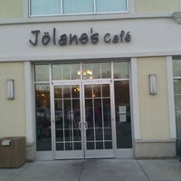 Photo taken at Jolane's Cafe & Wine Bar by Todor K. on 10/23/2011