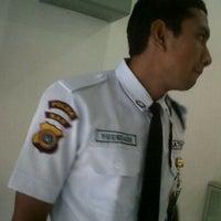 Photo taken at BRI Syariah by Ikhwan H. on 10/31/2011