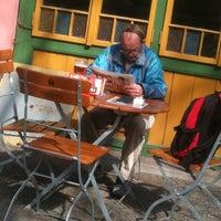 Photo taken at Yong Kang by Roman G. on 3/27/2012