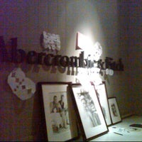 Photo taken at Abercrombie & Fitch by Karen s. on 11/20/2011