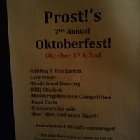 Photo taken at Prost! Portland by Jason L. on 9/23/2011
