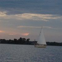 Снимок сделан в Boat пользователем Mandy Z. 9/2/2012