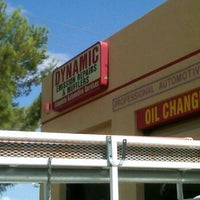Photo taken at Dynamic Emission Repair by Vince G. on 9/10/2011
