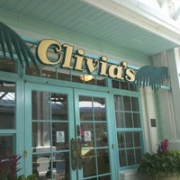 Photo taken at Olivia's Café by DrLagos on 3/30/2012