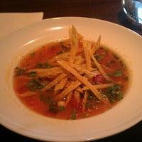 Photo taken at Mezon Tapas Bar & Restaurant by Tim S. on 1/20/2012