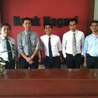 Photo taken at Bank Pembangunan Daerah Sumatera Barat by Anton S. on 6/14/2011