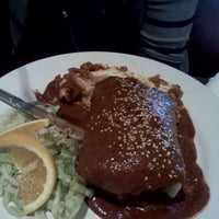 Photo taken at Lola's Mexican Cuisine by Gabriel R. on 10/18/2011