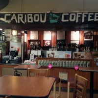 Photo taken at Caribou Coffee by Chen L. on 8/24/2011