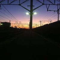 Photo taken at Futagawa Station by Hiroyuki S. on 12/17/2011