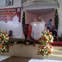 Photo taken at GPdI El Shaddai Sario by Tirza K. on 12/31/2011