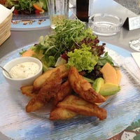 8/11/2012 tarihinde Per M.ziyaretçi tarafından Restaurant Die Waid'de çekilen fotoğraf