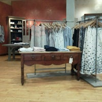 Photo taken at Anthropologie by William P. on 9/18/2011