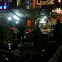 Photo taken at Angkringan Nasi Kucing Mas Jojo by Saintmeko L. on 12/5/2011