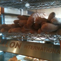 Photo taken at Avalon Bakery by Pablo C. on 1/2/2012