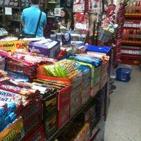 Photo taken at Economy Candy by Karen P. on 5/13/2012