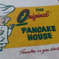 Снимок сделан в The Original Pancake House пользователем Ryan T. 3/18/2012