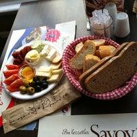 Photo taken at Savoy Pastanesi by Seda K. on 2/19/2012