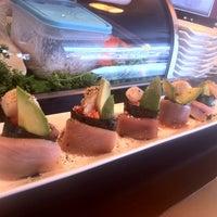 Photo taken at Furasshu Japanese Cuisine by Arim S. on 8/13/2012