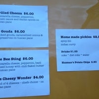 Photo taken at C'est Cheese Food Truck by Jenny R. on 8/4/2012