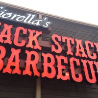 Photo taken at Fiorella's Jack Stack Barbecue by Christian S. on 7/9/2012