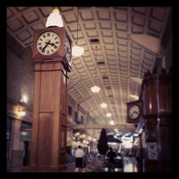 Photo taken at Adelaide Railway Station by M!N on 2/6/2012