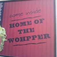 Photo taken at Burger King by Bea L. on 7/8/2012