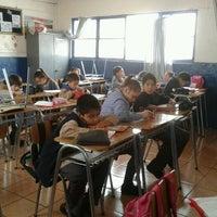 Photo taken at Colegio El Angel by Cintya A. on 5/24/2012