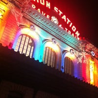 Photo taken at Denver Union Station by Leah J. on 11/27/2011