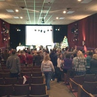 Photo taken at Center Point Church by Kristoffer H. on 12/11/2011