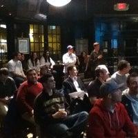 Photo taken at McFadden's Restaurant & Saloon by Jon D. on 3/7/2012