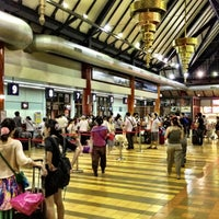 Photo taken at Siem Reap International Airport (REP) by Christian T. on 4/9/2012