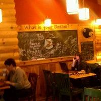 Photo taken at Caribou Coffee by Joe V. on 1/23/2012