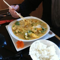 Photo taken at ZEN and Thai Siam by peter s. on 3/26/2011