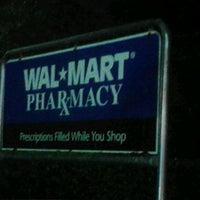 Photo taken at Walmart by T R. on 1/8/2012