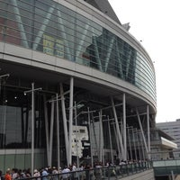 Photo taken at Saitama Super Arena by Ryu F. on 6/23/2012