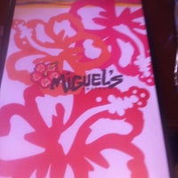 Photo taken at Miguel's Cocina by Benjamin T. on 3/18/2011