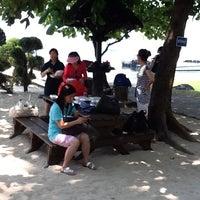 Photo taken at Pulau Ayer by Ramli K. on 9/22/2011