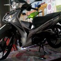 Photo taken at Wijaya Motor by aries on 12/1/2011