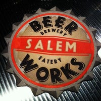 Photo taken at Salem Beer Works by Kevin H. on 11/5/2011