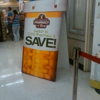 Photo taken at Tops Pharmacy by Dee J. on 7/30/2012