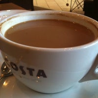 Photo taken at Costa Coffee by Paul D. on 5/6/2011