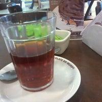 Photo taken at O Melhor Bolo de Chocolate do Mundo by Georgia N. on 12/27/2011