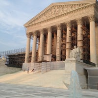 Photo taken at Supreme Court of the United States by Kayvon on 7/4/2012