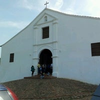 Photo taken at Iglesia Inmaculada Concepción Piritu by Jorge E. on 6/9/2012