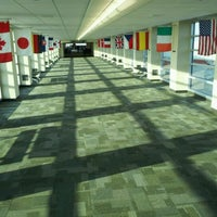 Photo taken at The Eastern Iowa Airport (CID) by James B. on 10/23/2011