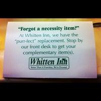 Photo taken at Whitten Inn by DERF 561 DESIGNS M. on 12/3/2011
